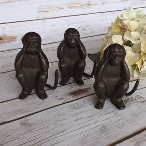 Other - Three Wise Monkeys